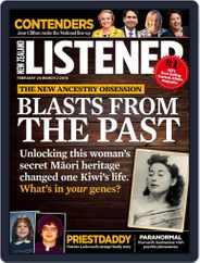 New Zealand Listener (Digital) Subscription February 24th, 2018 Issue