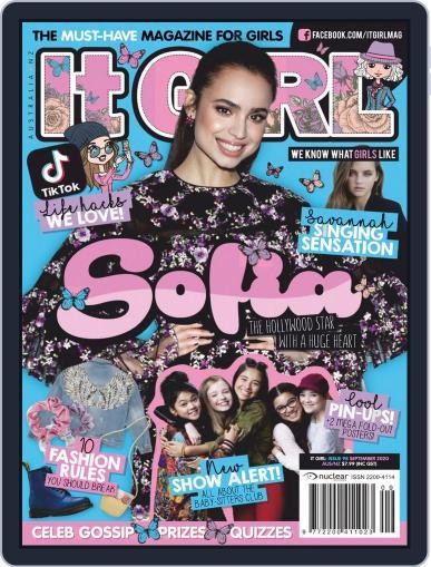 It GiRL Magazine (Digital) September 1st, 2020 Issue Cover