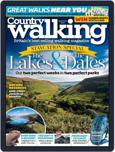 Country Walking Magazine (Digital) September 1st, 2020 Issue Cover