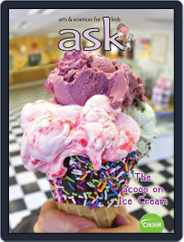 Ask Science And Arts Magazine For Kids And Children Magazine (Digital) Subscription July 1st, 2020 Issue