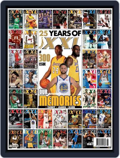 XXL Basketball Magazine (Digital) April 24th, 2020 Issue Cover