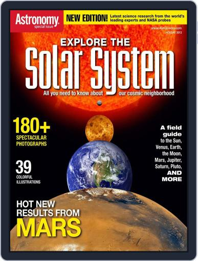 Explore The Solar System (Digital) November 9th, 2012 Issue Cover