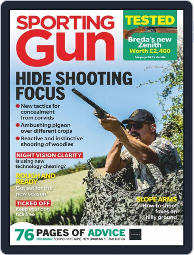 Sporting Gun Magazine (Digital) September 1st, 2020 Issue Cover