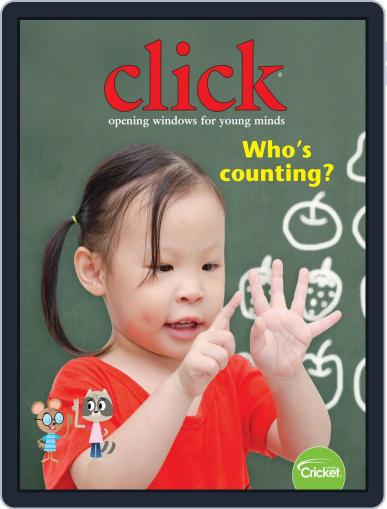 Click Science And Discovery Magazine For Preschoolers And Young Children Magazine (Digital) July 1st, 2020 Issue Cover