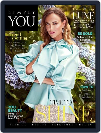 Simply You Magazine (Digital) March 9th, 2020 Issue Cover