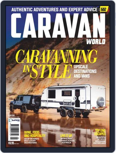 Caravan World Magazine (Digital) August 1st, 2020 Issue Cover