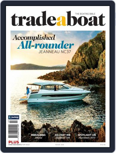Trade-A-Boat Magazine (Digital) July 1st, 2020 Issue Cover