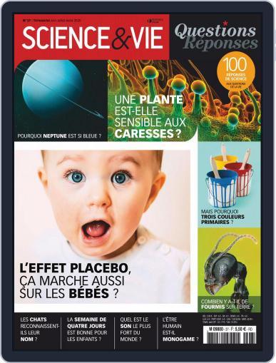 Science et Vie Questions & Réponses Magazine (Digital) June 1st, 2020 Issue Cover