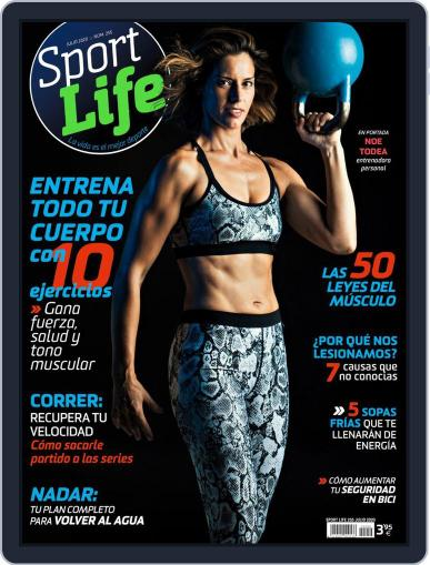 Sport Life Magazine (Digital) July 1st, 2020 Issue Cover
