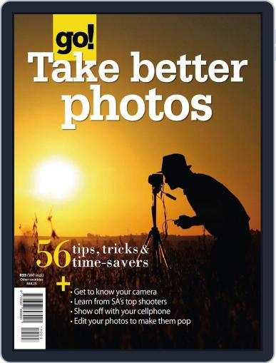 Go! Photography Magazine (Digital) December 16th, 2013 Issue Cover