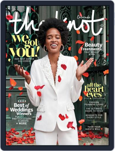 The Knot Colorado Weddings (Digital) April 27th, 2020 Issue Cover