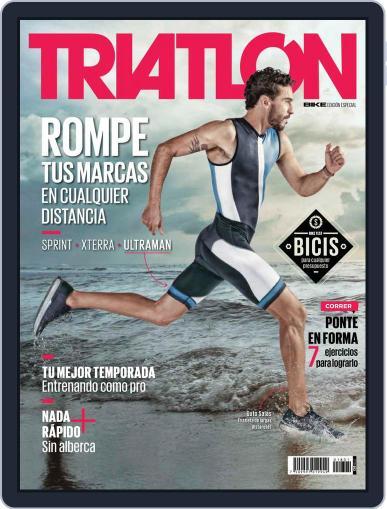 Bike Edición Especial Triatlón (Digital) March 1st, 2018 Issue Cover