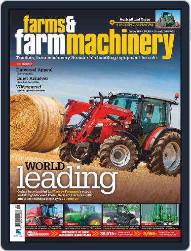 Farms and Farm Machinery Magazine (Digital) July 8th, 2020 Issue Cover