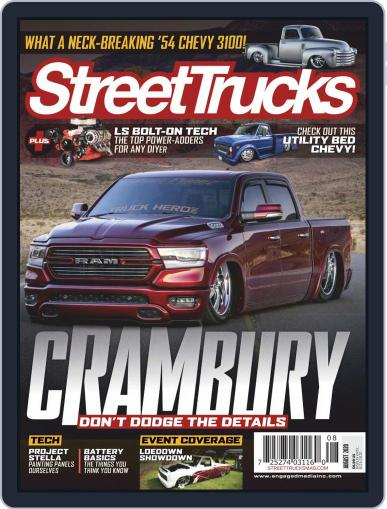 Street Trucks Magazine (Digital) August 1st, 2020 Issue Cover