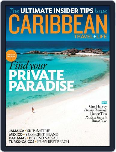 Caribbean Travel & Life (Digital) December 8th, 2012 Issue Cover