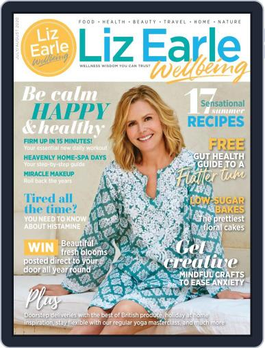 Liz Earle Wellbeing Magazine (Digital) July 1st, 2020 Issue Cover