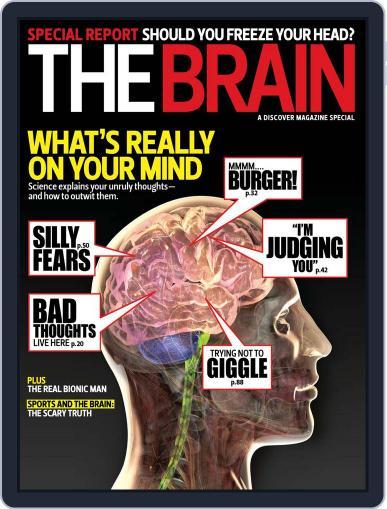 The Brain (Digital) September 14th, 2012 Issue Cover