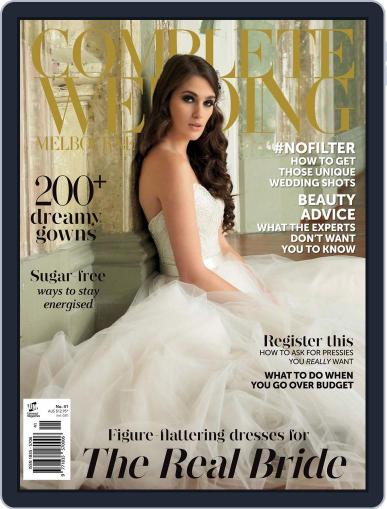 Complete Wedding Melbourne (Digital) February 1st, 2016 Issue Cover