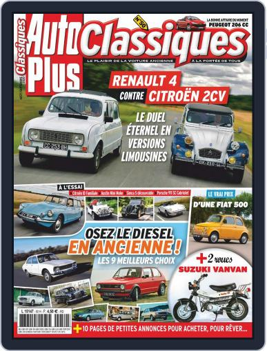 Auto Plus Classique Magazine (Digital) August 1st, 2020 Issue Cover
