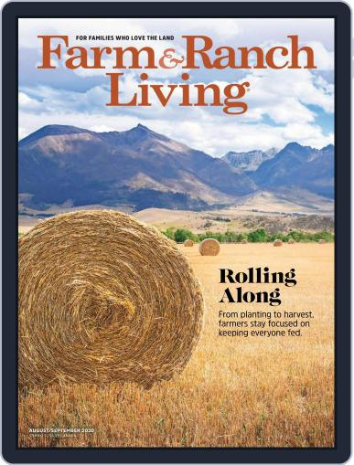 Farm and Ranch Living Magazine (Digital) August 1st, 2020 Issue Cover