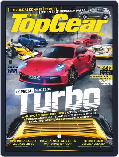 Top Gear España Magazine (Digital) July 1st, 2020 Issue Cover