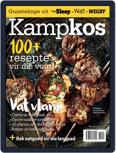 Weg! Kampkos Magazine (Digital) October 31st, 2016 Issue Cover