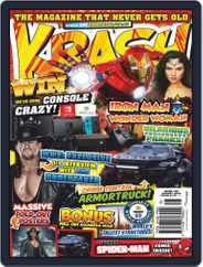 KRASH Magazine (Digital) Subscription August 1st, 2020 Issue