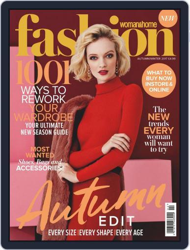 W&H FASHION Magazine (Digital) August 24th, 2017 Issue Cover