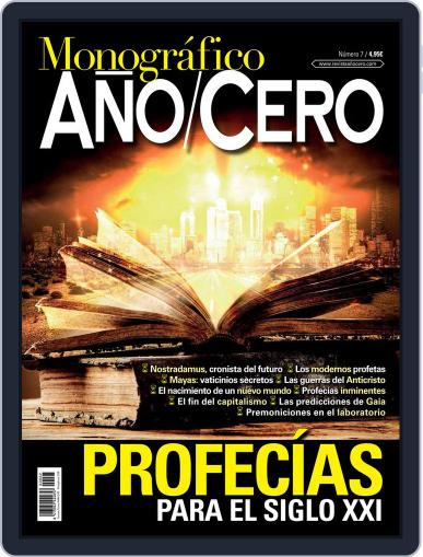 Monográfico especial Año Cero Magazine (Digital) December 1st, 2017 Issue Cover