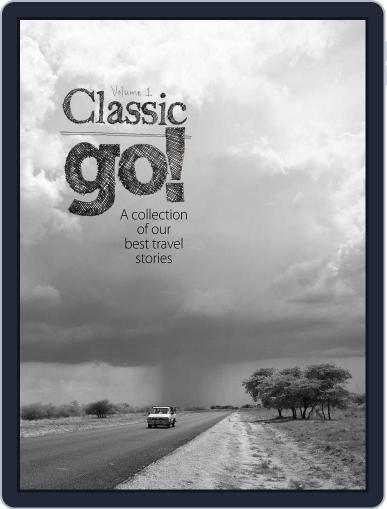 Go! Classic Magazine (Digital) June 17th, 2015 Issue Cover