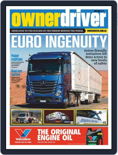 Owner Driver Magazine (Digital) June 1st, 2020 Issue Cover