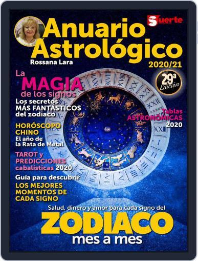 Anuario Astrológico 2016/17 Magazine (Digital) October 15th, 2019 Issue Cover