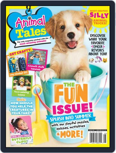 Animal Tales Magazine (Digital) August 1st, 2020 Issue Cover