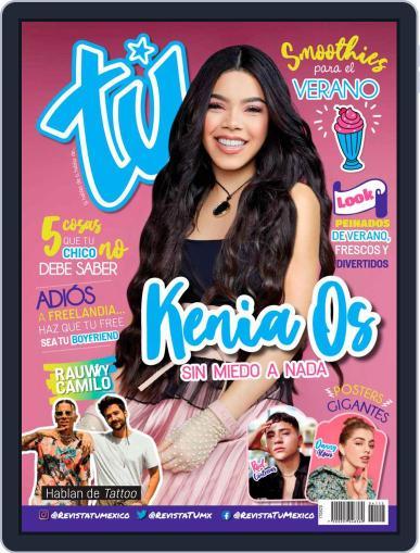 Tú México Magazine (Digital) August 1st, 2020 Issue Cover
