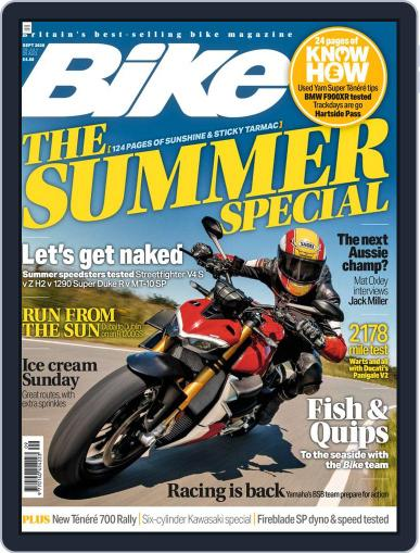 BIKE United Kingdom Magazine (Digital) September 1st, 2020 Issue Cover