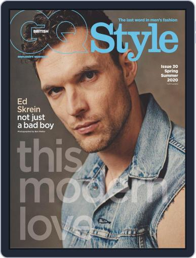British GQ Style Magazine (Digital) March 3rd, 2020 Issue Cover