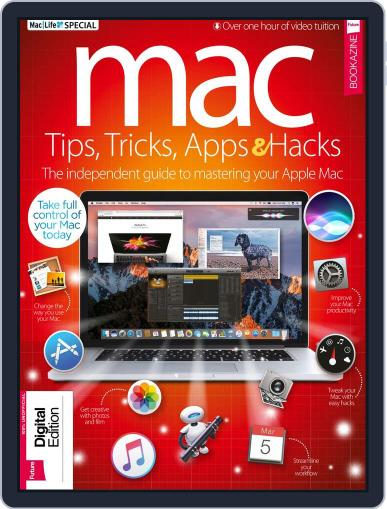 MacLife Specials Magazine (Digital) August 14th, 2017 Issue Cover