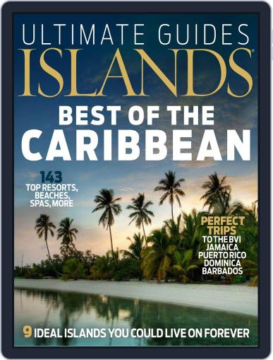 Islands Ultimate Caribbean Guide Magazine (Digital) May 5th, 2010 Issue Cover
