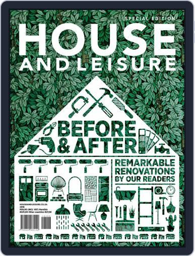 House and Leisure Before & After (Digital) February 1st, 2016 Issue Cover