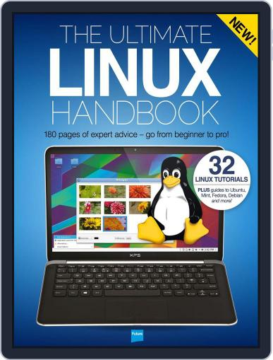 The Ultimate Linux Handbook Magazine (Digital) June 1st, 2016 Issue Cover