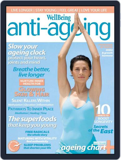 WellBeing Anti-Ageing Magazine (Digital) October 20th, 2011 Issue Cover