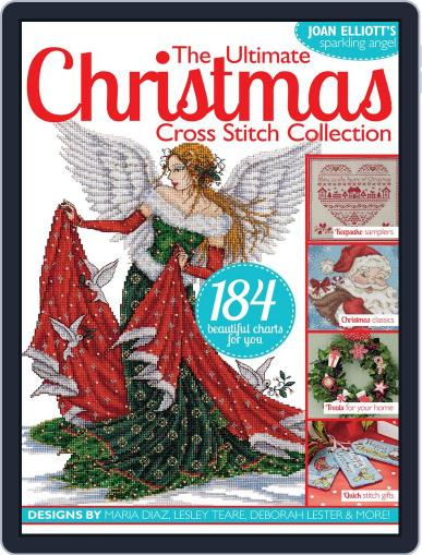 The Ultimate Christmas Cross Stitch Collection United Kingdom Magazine (Digital) November 24th, 2014 Issue Cover