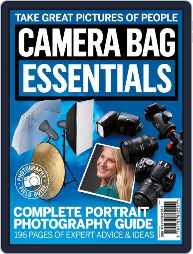 Camera Bag Essentials Magazine (Digital) February 1st, 2016 Issue Cover