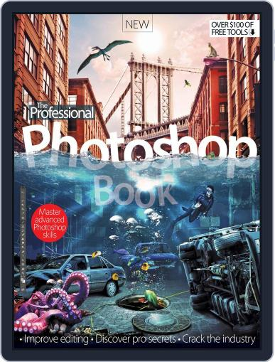 The Professional Photoshop Book Magazine (Digital) October 21st, 2015 Issue Cover