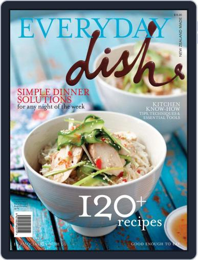 Everyday Dish Magazine (Digital) December 4th, 2011 Issue Cover