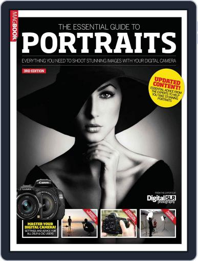 The Essential Guide to Portraits 3 Magazine (Digital) May 16th, 2012 Issue Cover