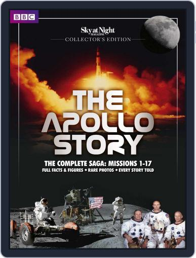 Sky at Night Magazine presents The Apollo Story Magazine (Digital) October 2nd, 2014 Issue Cover