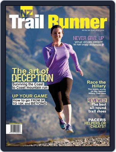 New Zealand Trail Runner Magazine (Digital) November 28th, 2012 Issue Cover