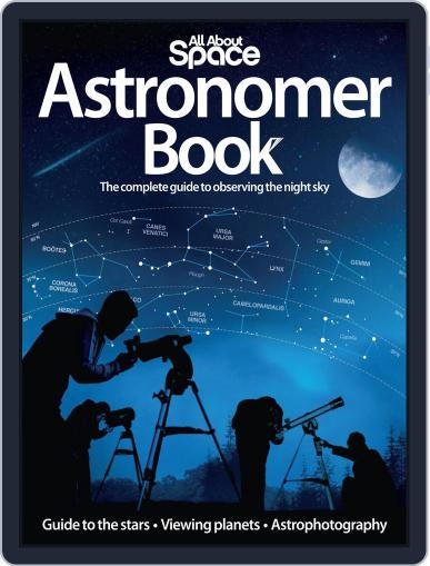Astronomer Book Magazine (Digital) April 30th, 2014 Issue Cover