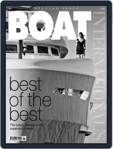 Boat International's Best of the Best Magazine (Digital) June 2nd, 2014 Issue Cover